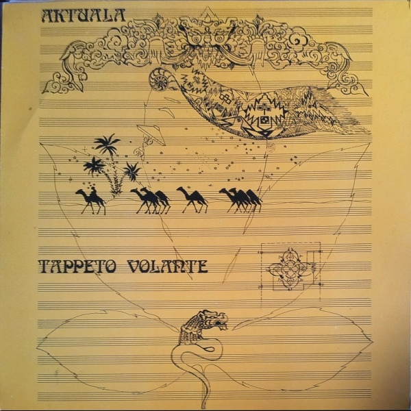 Tappeto Volante Cover art