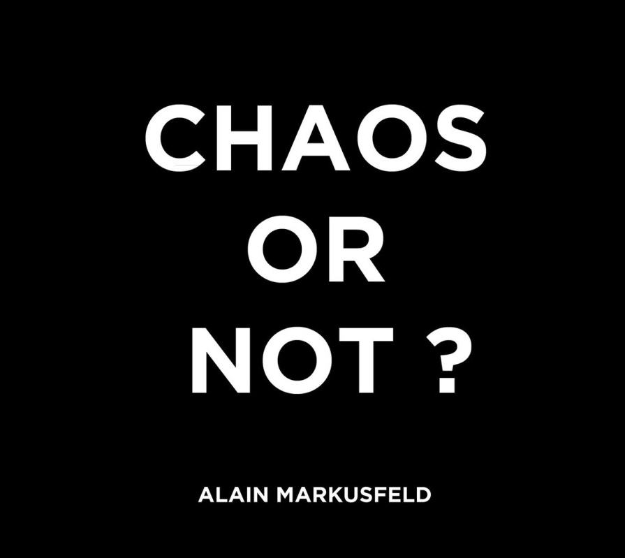 Chaos or Not? Cover art