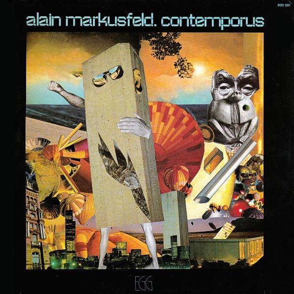 Alain Markusfeld — Contemporus