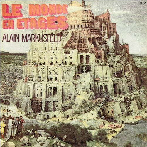 Le Monde en Etages Cover art
