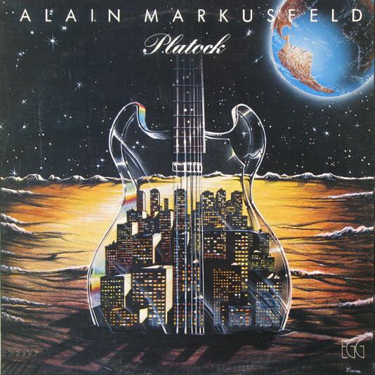 Alain Markusfeld — Platock