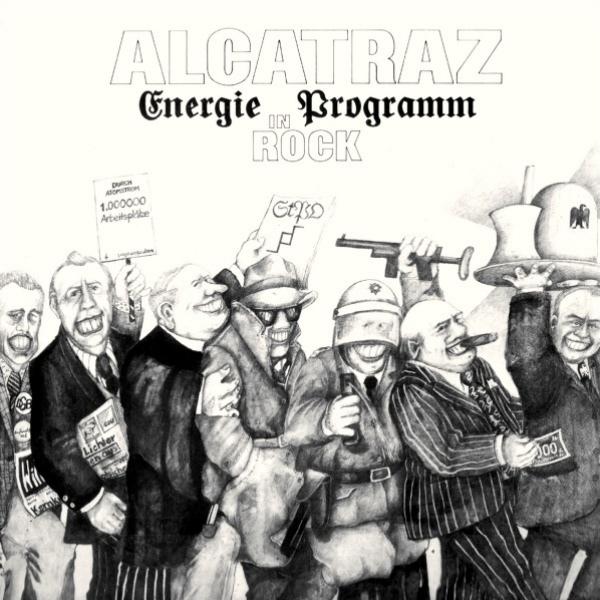 Alcatraz — Energie Programm in Rock
