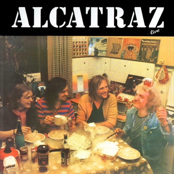 Alcatraz — Live
