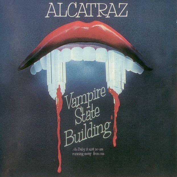Alcatraz — Vampire State Building