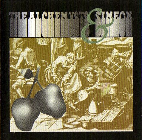 The Alchemysts & Simeon Cover art