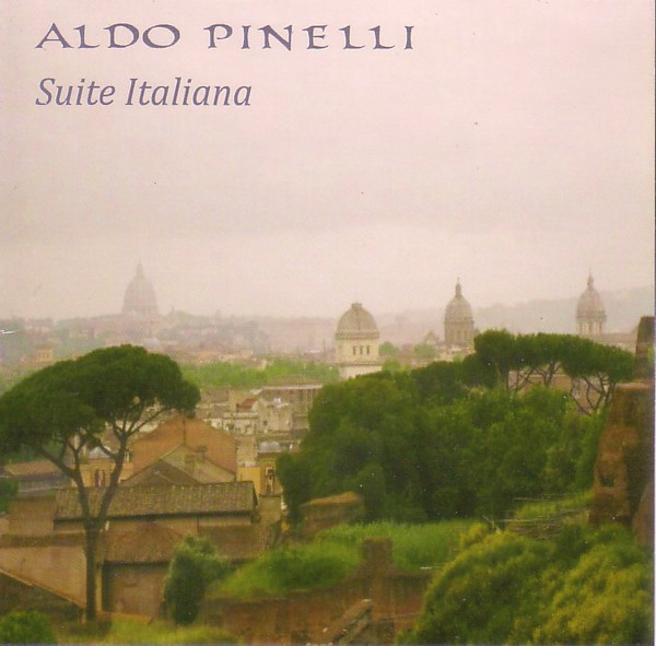 Aldo Pinelli — Suite Italiana