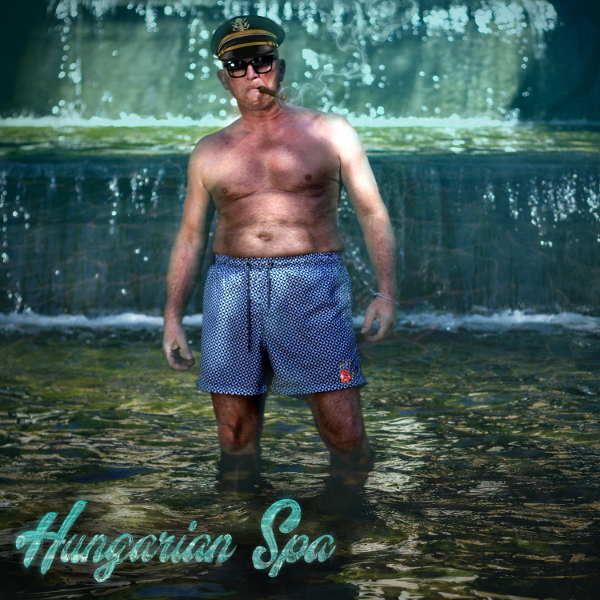 Hungarian Spa Cover art