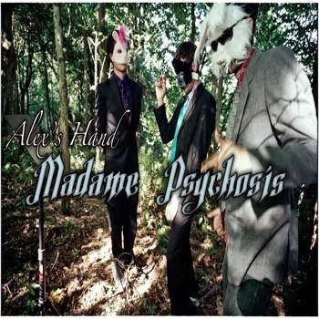 Madame Psychosis Cover art