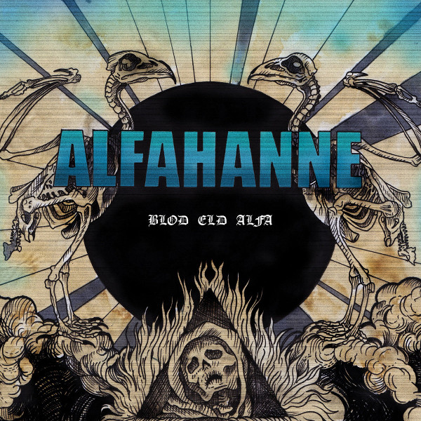 Blod Eld Alfa Cover art