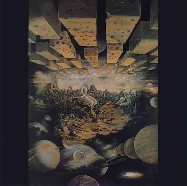 Älgarnas Trädgård — Framtiden Är Ett Svävande Skepp, Förankrat I Forntiden