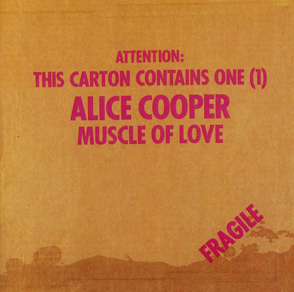 Alice Cooper — Muscle of Love