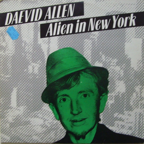 Daevid Allen — Alien in New York