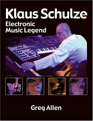Klaus Schulze – Electronic Music Legend Cover art