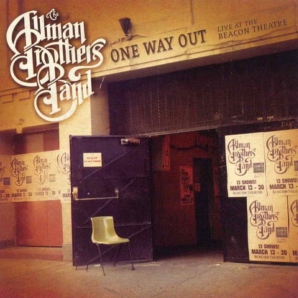 One Way Out: Live at the Beacon Theatre Cover art