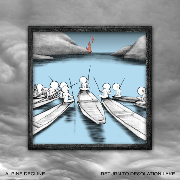 Alpine Decline — Return to Desolation Lake