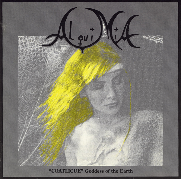 Coatlicue, Goddess of the Earth Cover art