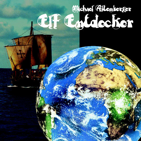 Elf Entdecker (Eleven Explorers) Cover art
