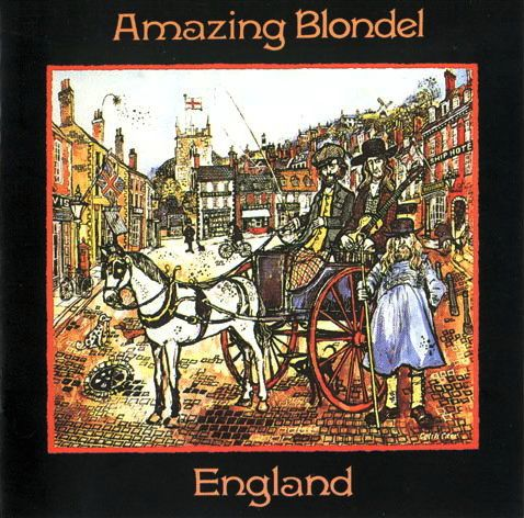 Amazing Blondel — England