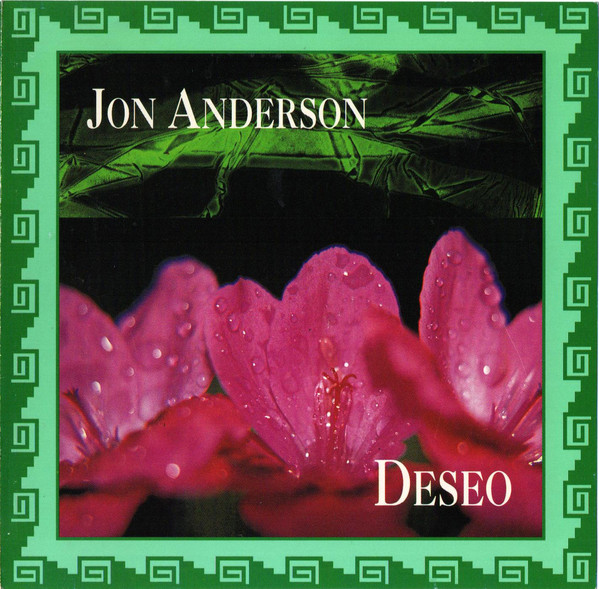 Jon Anderson — Deseo
