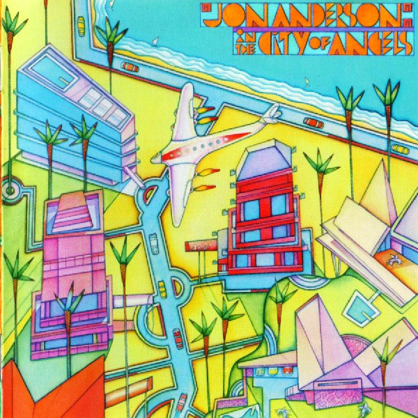 Jon Anderson — In the City of Angels