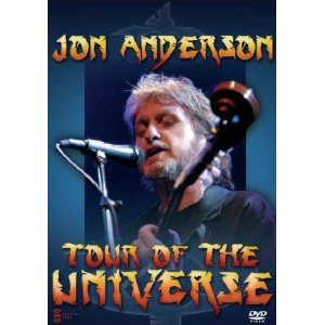 Jon Anderson — Tour of the Universe