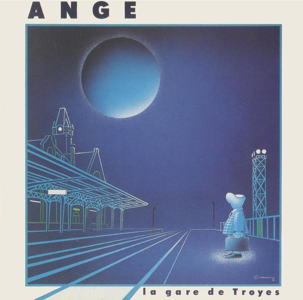 Ange — La Gare des Troyes
