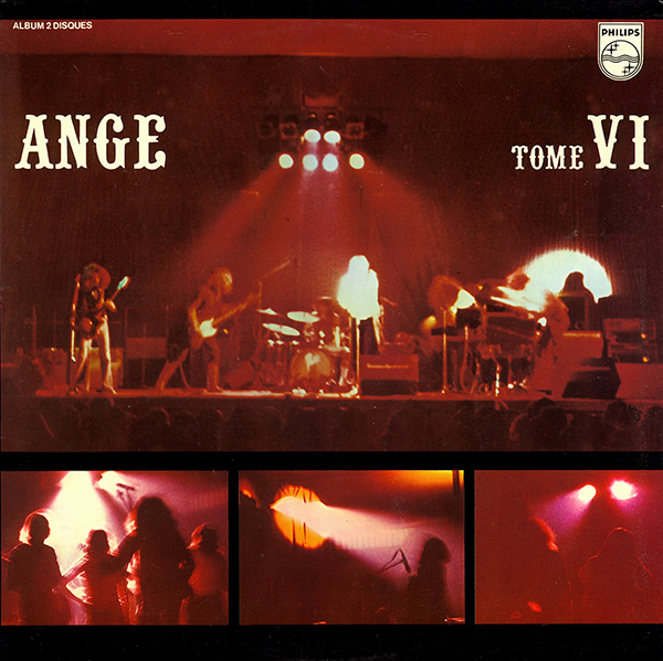 Tome IV album cover