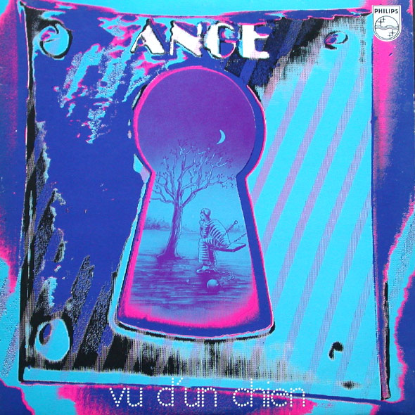 Vu d'un Chien Cover art