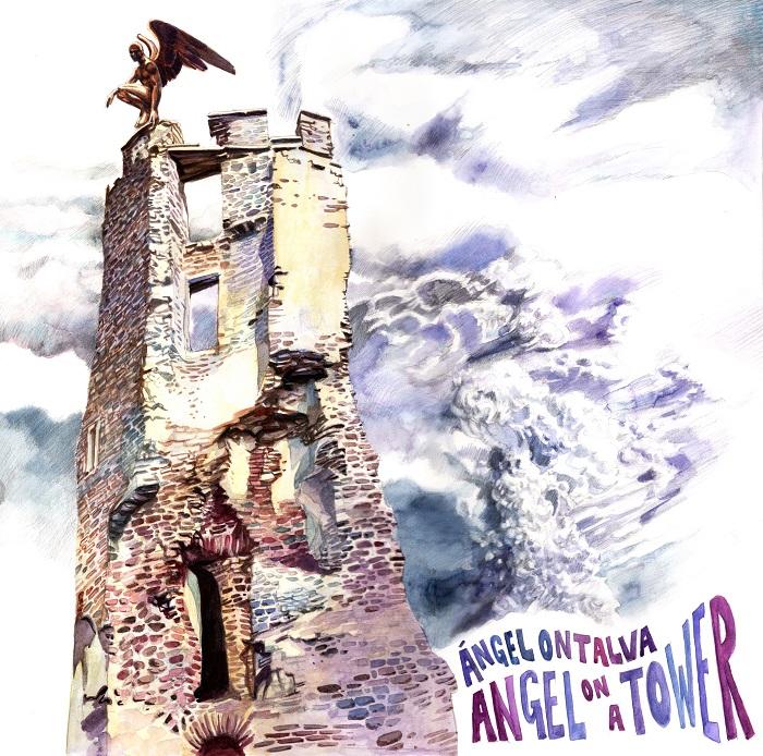 Ángel Ontalva — Angel on a Tower