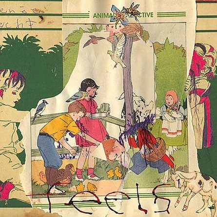 Animal Collective — Feels