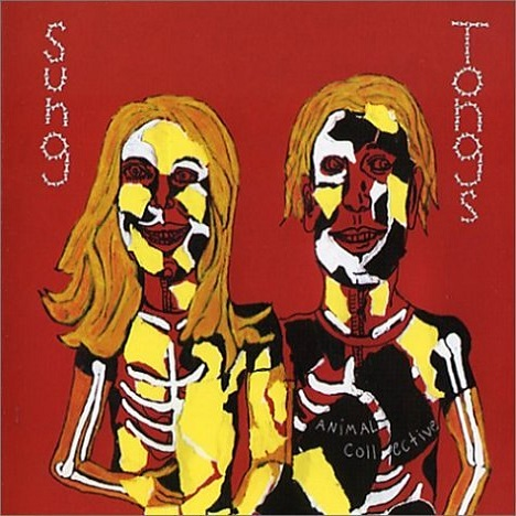Animal Collective — Sung Tongs
