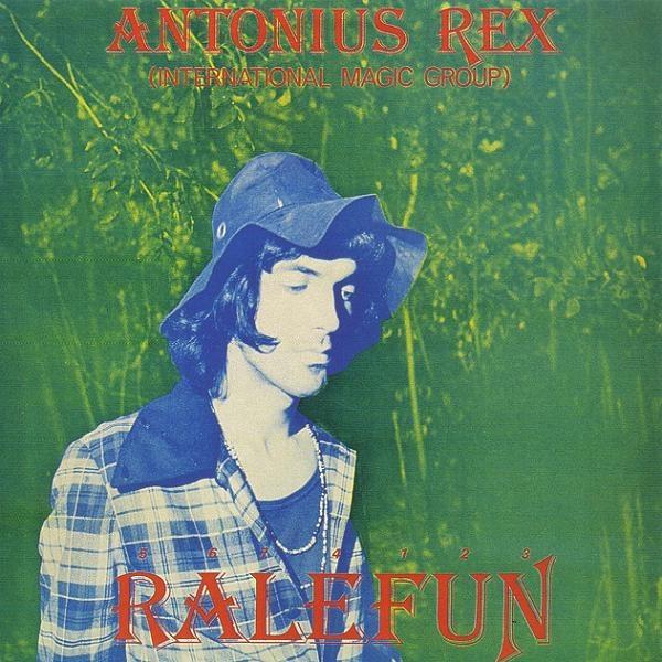 Antonius Rex — Ralefun