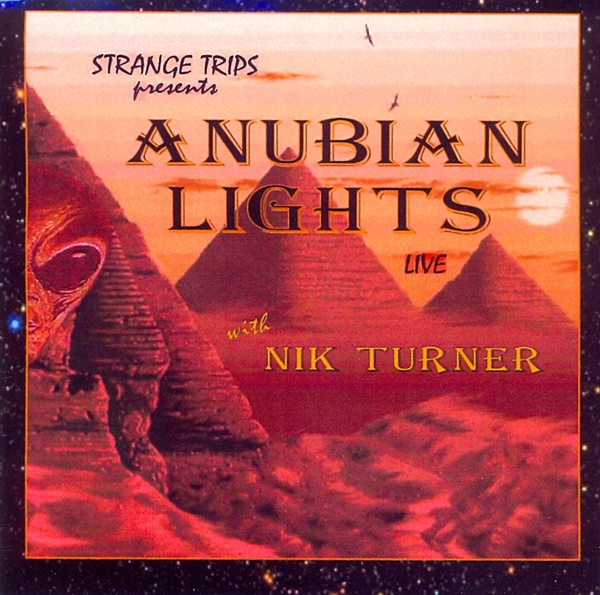 Anubian Lights  — Live with Nik Turner