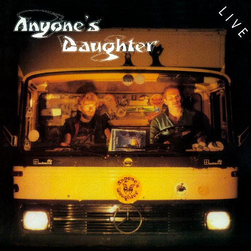 Anyone's Daughter — Live