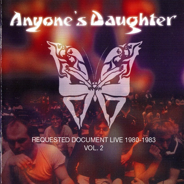 Anyone's Daughter — Requested Document Live 1980-1983 Vol.2