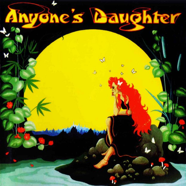 Anyone's Daughter Cover art