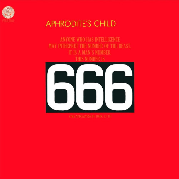 Aphrodite's Child — 666