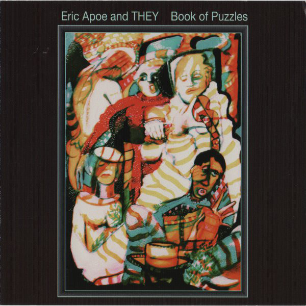 Eric Apoe and They — Book of Puzzles