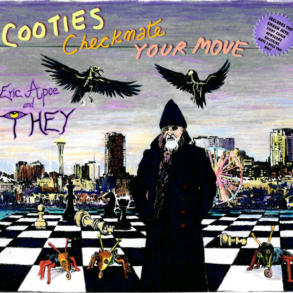 Eric Apoe and They — Cooties or Checkmate Your Move