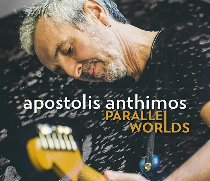 Apostolis Anthimos — Parallel Worlds