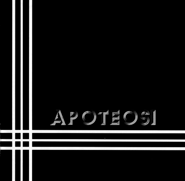 Apoteosi Cover art