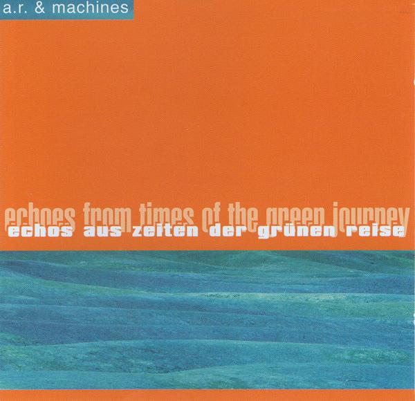 Echos aus Zeiten der Grünen Reise cover