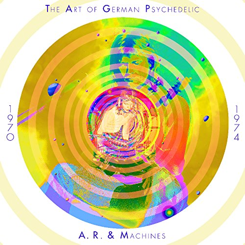 The Art of German Psychedelic 1970-1974 Cover art