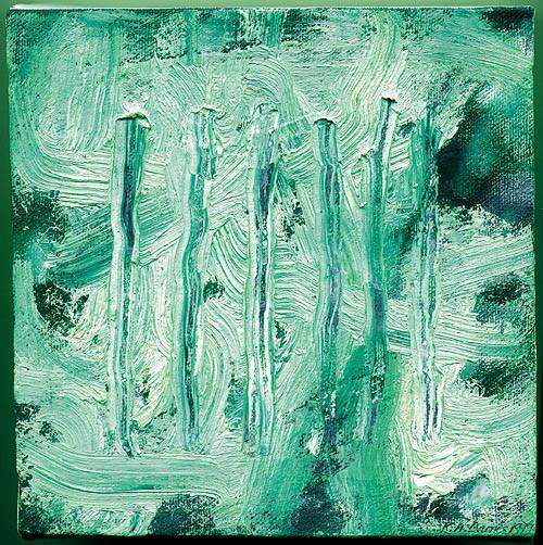 Martin Archer / Geraldine Monk / Julie Tippetts — Fluvium