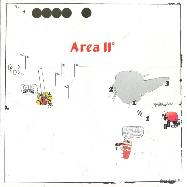 Area II cover