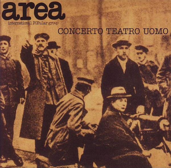 Area  — Concerto Teatro Uomo