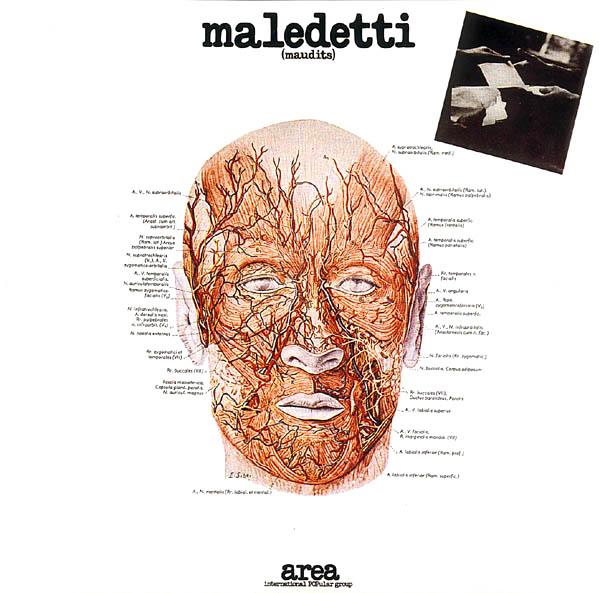 Area - Maledetti cover