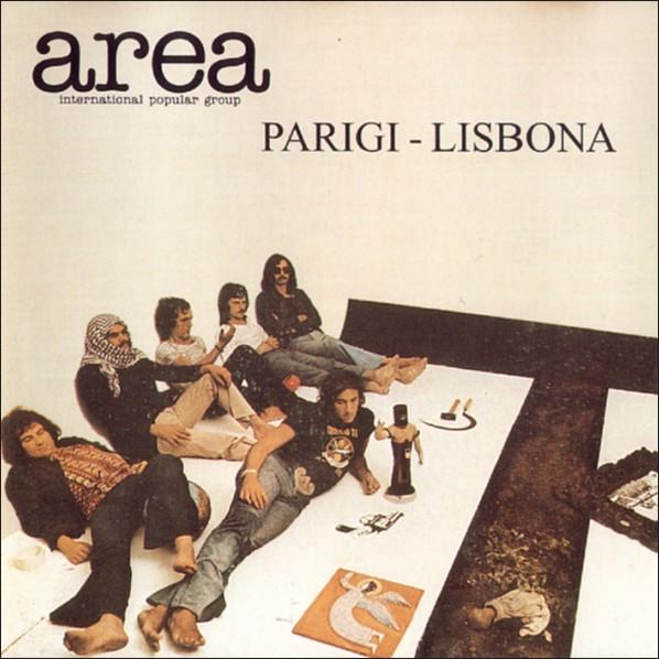 Parigi-Lisbona Cover art