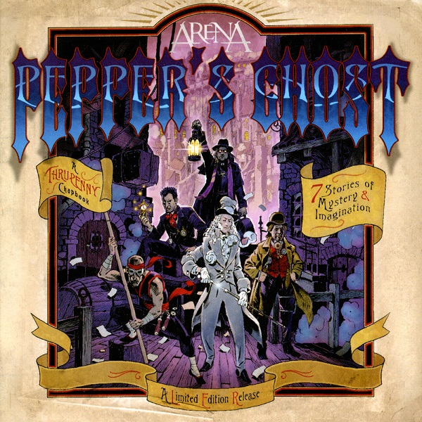 Arena — Pepper's Ghost