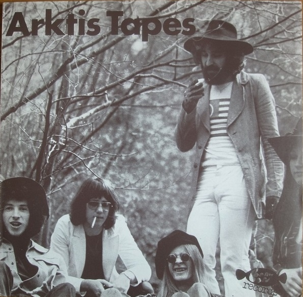 Arktis Tapes Cover art